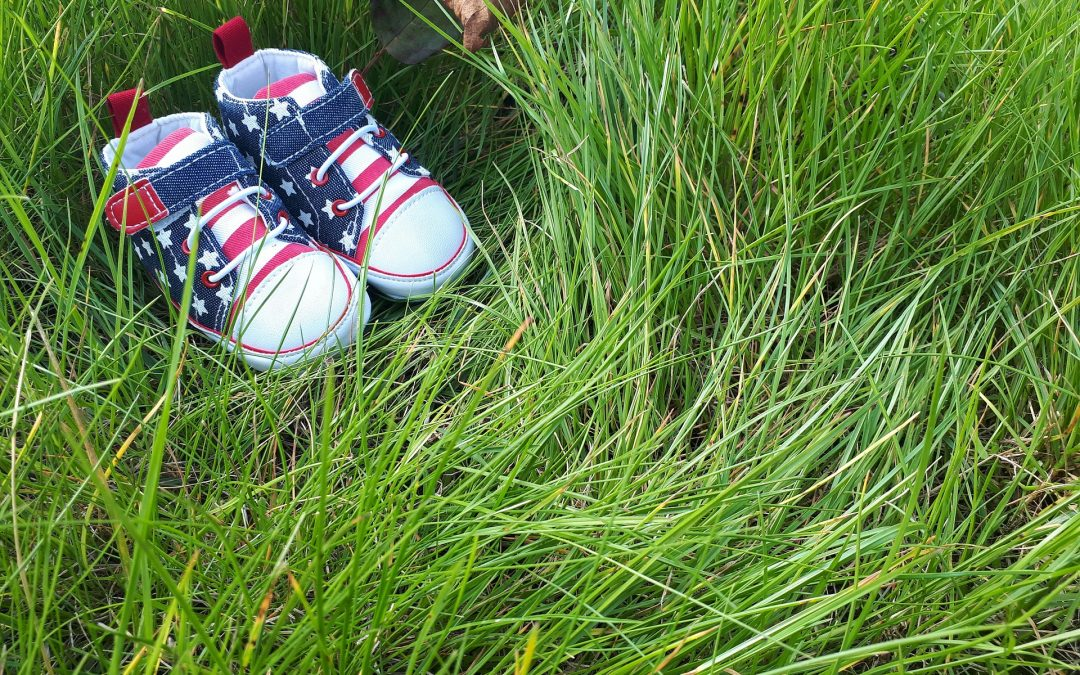 Jakie buty do nauki chodzenia?