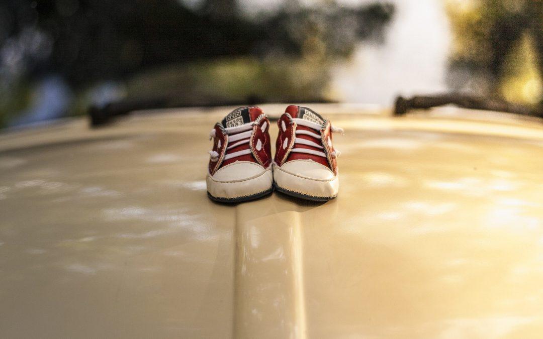 Jaki rozmiar buta dla rocznego dziecka?