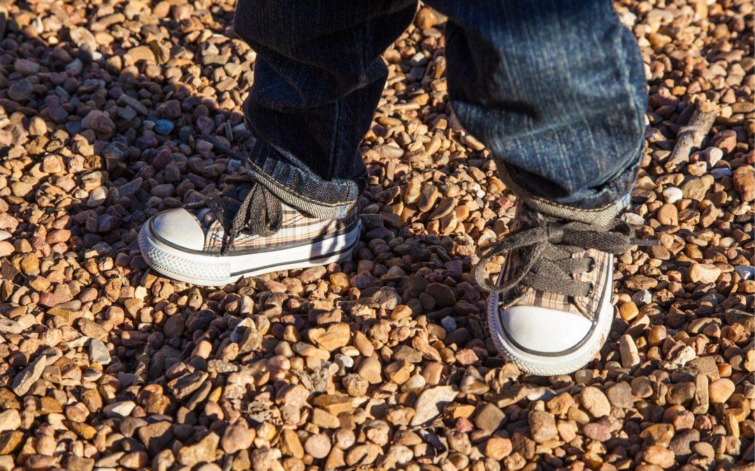 Ile luzu w butach dla dzieci?