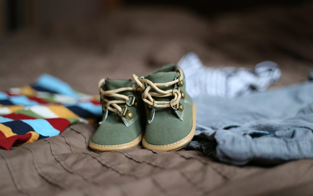 Jakiej firmy pierwsze buty dla dziecka?