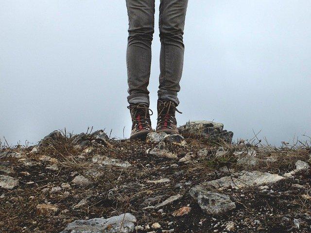 obuwie w góry