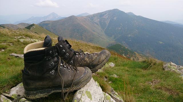 Buty trekkingowe – nie tylko do wspinaczki